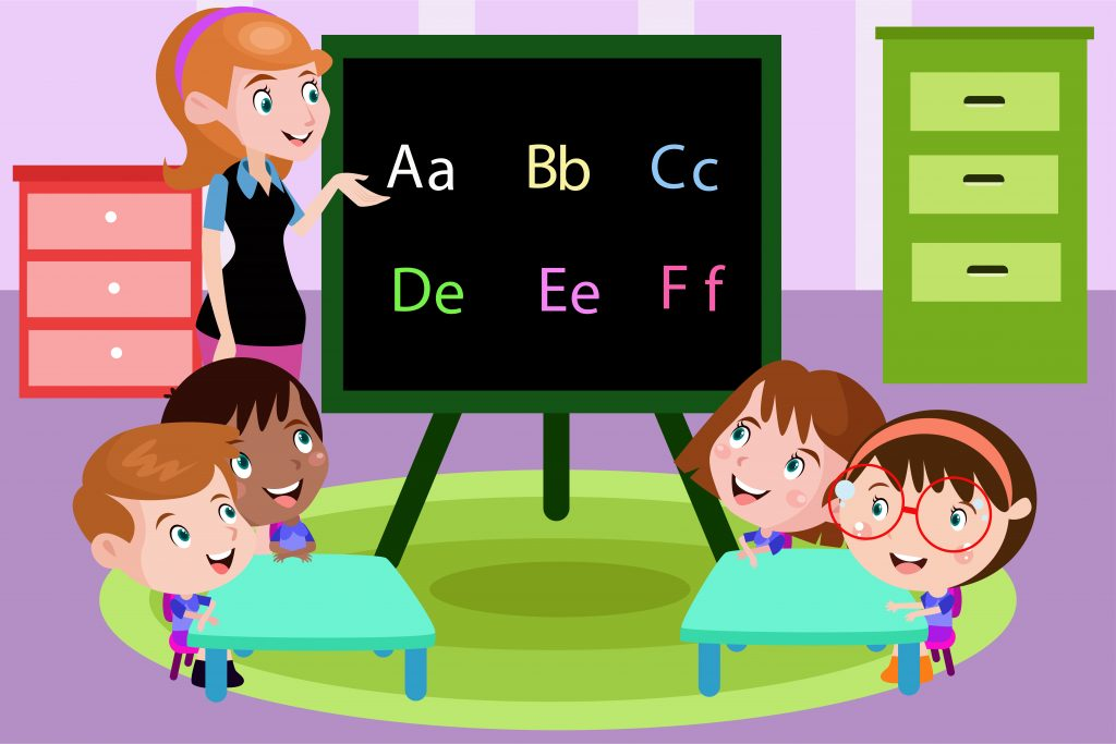 Build Your Child's Vocabulary | Tell and Spell