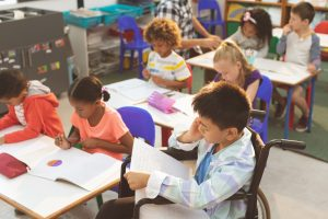 Using Tell and Spell in a School Setting